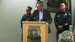 Portland mayor says far-right leader 'not welcome' in his city