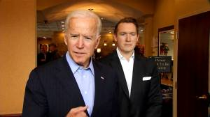 Joe Biden says 'we've got to turn off this hate machine' in reaction to pipe bombs