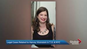 Toronto judge evaluates Weinstein aide's liability