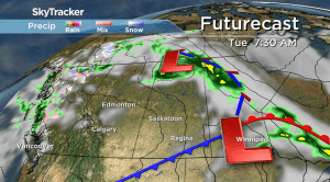 Saskatchewan weather outlook: 30 degree heat slips away