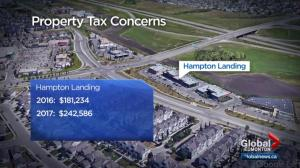 Edmonton business owner raises concerns with property tax increases