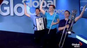 Dancing musical ensemble returns to Winnipeg for Fringe Fest