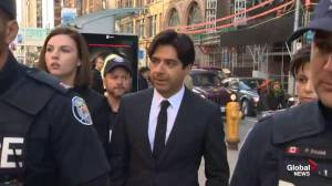 Ghomeshi appears at Old City Hall court