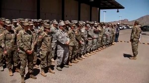 About 800 U.S. troops expected to head to border as caravan continues journey in Mexico