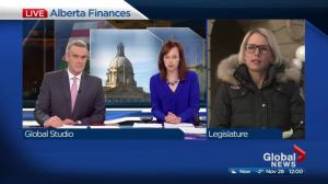 Alberta still facing $10.3B deficit, but Joe Ceci says the recession is behind us