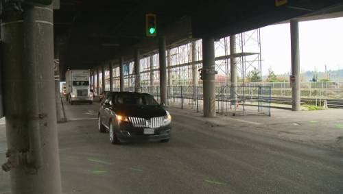 Front St. construction begins in New Westminster | Watch News Videos Online