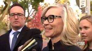 Toronto mayoral candidate Jennifer Keesmaat says 'it has been an honour and privilege' to run