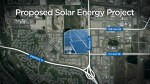 Initial approval given to large-scale solar farm within Calgary city limits