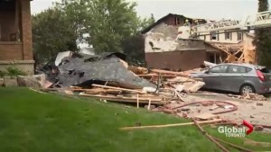 Investigation continues following deadly explosion in Kitchener