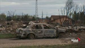 First look at Beacon Hill, Fort McMurray following massive wildfire