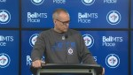 RAW: Winnipeg Jets Paul Maurice Interview