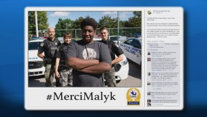 Your Say: Laval thanks a local hero