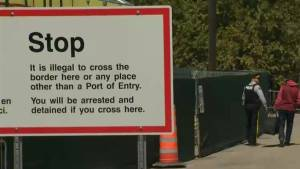 Poll: Most Canadians say irregular border crossings are a 'crisis'