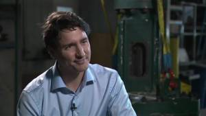 Justin Trudeau on pipeline, trade and tariffs in 1-on-1 interview