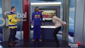 Harlem Globetrotters Handles Franklin