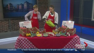 Local Strawberries on Foodie Tuesday!