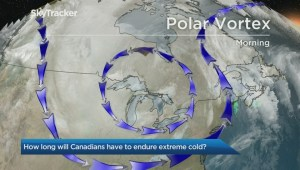 Extreme cold warnings for much of Canada