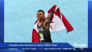 Why Andre de Grasse is the future of Canadian sprinting