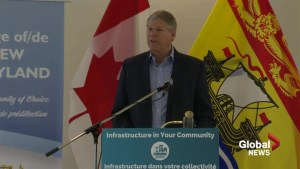 Joint funding announced for projects in New Maryland, Oromocto First Nation