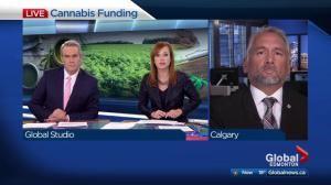 AUMA disappointed with Alberta government's pot funding commitment