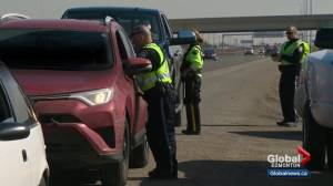 Roadside testing remains a concern for Edmonton police ahead of marijuana legalization