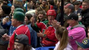Mooseheads fans come alive for Memorial Cup final