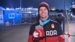 'It's a great day for me': Canada's Max Parrot wins Olympic silver in men's slopestyle