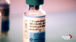 CDC reports U.S. measles outbreak surges to 101 cases, kids of anti-vaxxers get shots