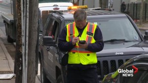 Parking enforcement driving away business, business owner says