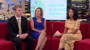 National care strategy to fight blindness and vision loss