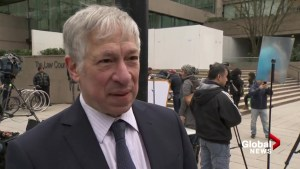 Lawyer Richard Kurland on Meng Wanzhou court appearance