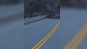 Yellow Lake Mudslide Video