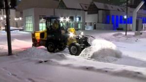 Winter weather causes treacherous drive into Montreal