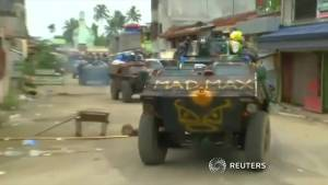 U.S. forces help Philippines fight Islamic State