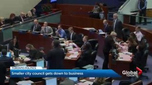 Toronto city council votes to double staff budget