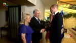 Britain's Prince William meets Israeli PM Netanyahu