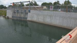 'High River will never flood again': Construction underway on new floodgate in Alberta town