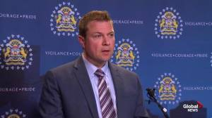 Calgary police looking for anything suspicious between April 16 and 23 (00:31)