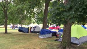 What's next for Peterborough's tent city
