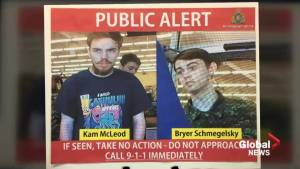 2 teens considered missing, now suspects in 3 homicides in northern B.C.