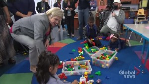 Who's watching the kids? The battle over daycare is defining the Ontario election