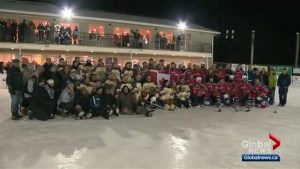 World's Longest Hockey Game sets unofficial record at 251 hours