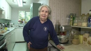 95-year-old B.C. woman chases black bear out of kitchen