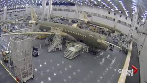 Quebec happy with Bombardier deal