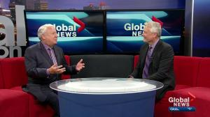 Global Edmonton's Tim Spelliscy talks about calling it a career after more than 4 decades in news