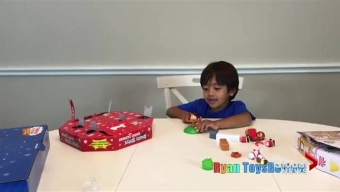 Toys For Boys Six Year : Six year old ryan makes millions every year reviewing toys on