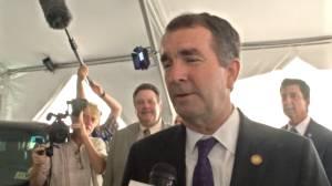 Virginia governor explains preparations made for Hurricane Florence