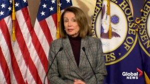 Nancy Pelosi slams Trump for believing 'thugs' Putin and Kim, says they want denuclearization