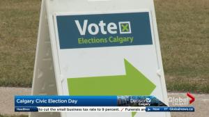 Calgary Election 2017: Voters head to the polls at 10 a.m.