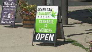 Legal recreational marijuana dispensaries months away from opening in Kelowna